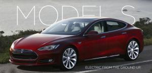 Model S Sedan